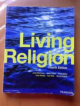 Living Religion Fourth Edition Bexley Rockdale Area Preview