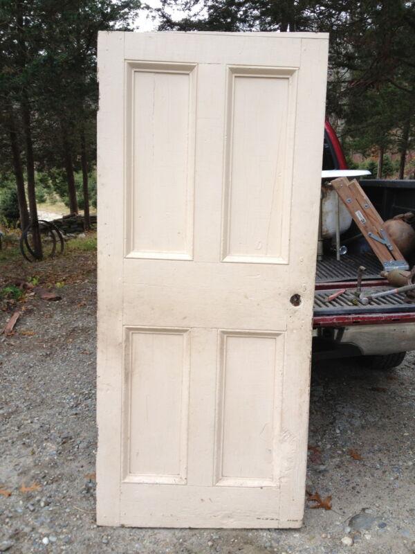 Early Farmhouse Exterior Door