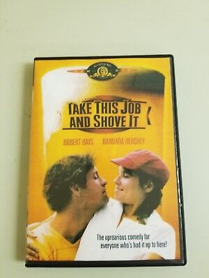 TAKE THIS JOB AND SHOVE IT DVD MOVIE