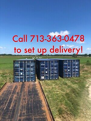 Used 40 Shipping Containers For Sale In Texas