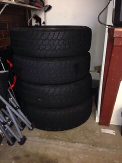 5 All Terrain Wrangler Goodyear Tyres Ballina Ballina Area Preview