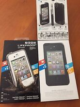 iPhone 4 and 4s life proof case brand new Bossley Park Fairfield Area Preview