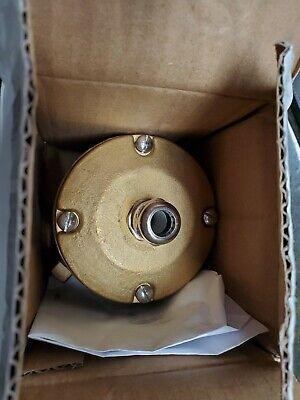 New Deltalight Brass Junction Box