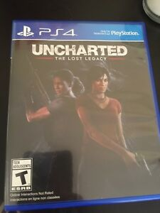 Uncharted - The Lost Legacy, for trade
