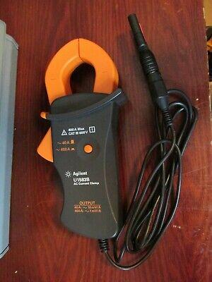 Agilent Hp U1583b Ac Current Clamp Tested 40a 400a Meter Scope