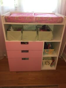 Ikea STUVA changing table a langer changer PRICE DROP