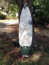 Vondresselt surfboard 6'1 - URGENT - Bonnells Bay Lake Macquarie Area Preview