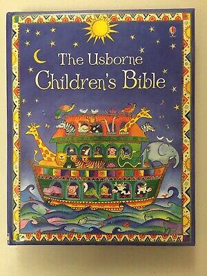 Usborne Childrens Bible Book by Heather Amery. Hardback. Lovely Christmas Gift