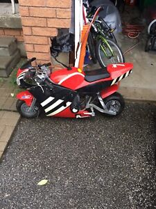 Pocket bike for $500