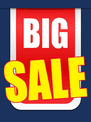 Big Sale Business Retail Display Sign 18w X 24h Full Color