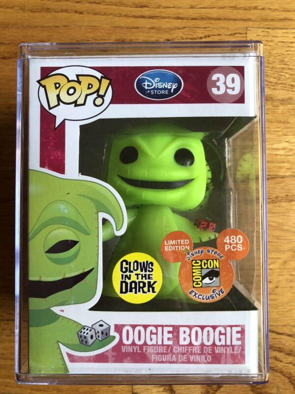 Movies Oogie Boogie Super Sized n°616 FUNKO The Nightmare before Christmas POP