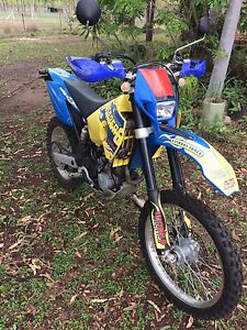 Husaberg 650FE Bushland Beach Townsville Surrounds Preview