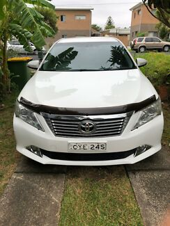 Toyota aurion prodigy 2013 Birrong Bankstown Area Preview