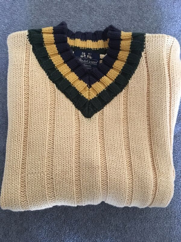 Willis & Geiger Tennis Sweater