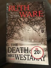 Ruth ware new book 2020
