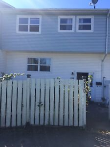 3 Bedroom Townhouse for rent heat included!
