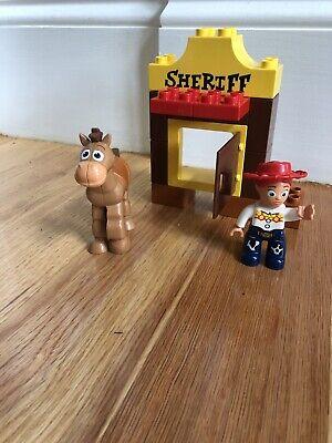 Lego Duplo Jessie And Bullseye Set Toy Story