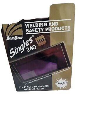 2 X 4 Auto-darkening Welding Filter