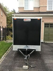 Jensen Enclosed Trailer