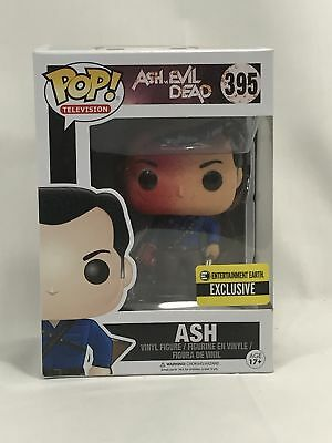 Funko Pop Vinyl Bloody Ash vs Evil Dead Entertainment-Earth Exclusive New