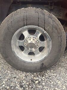 Dodge or Chevy alloy rims