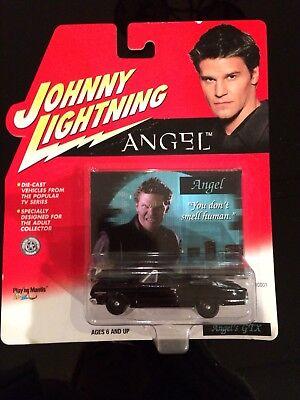 Johnny Lightning Buffy The Vampire Slayer Angel Collectors Card