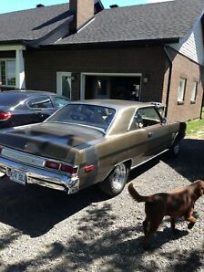 Dodge Dart swinger 74
