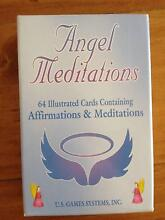 Angel Meditations - Affirmations & Meditation cards Epping Whittlesea Area Preview
