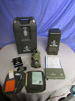 Kern K1-s Theodolite Swiss Made With Accessories Mint Unused Shape