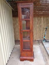 Timber display cabinet Kingswood 2747 Penrith Area Preview