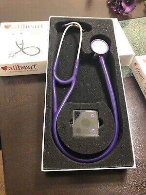 Allheart Cardiology Stethoscope Royal Blue