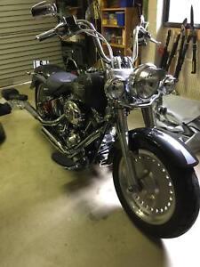 Harley Davidson 2008  96ci  FATBOY