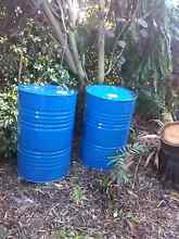 Fire drums Engadine Sutherland Area Preview