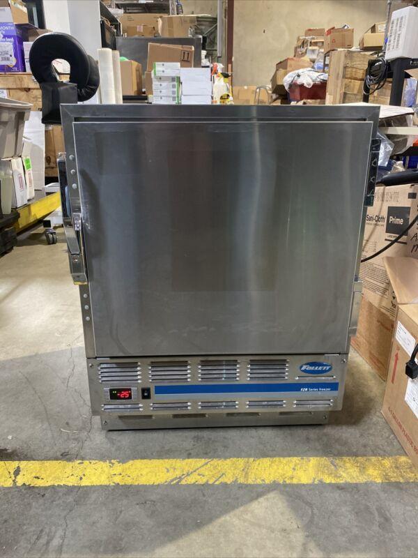 follett FZR4-ADA under Counter Lab Freezer. -25 C
