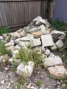 Sandstone & yukka plants Sans Souci Rockdale Area Preview