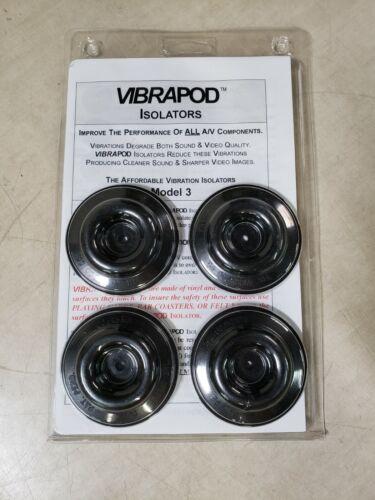 Vibrapod - Isolator Isolation Feet - Model 3 - Set of Four