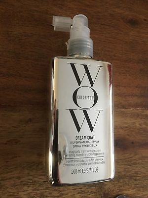 COLOR WOW Dream Coat, Supernatural Spray, 6.7 Fl. oz. BRAND NEW (Color Dreams)