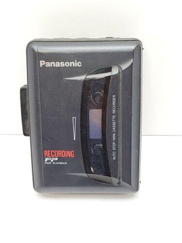 Vintage PANASONIC RECORDING CASSETTE PLAYER RQ-L307 WALKMAN