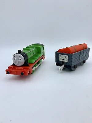 Thomas & Friends Trackmaster motorized train engine Henry Troublesome Truck 2009