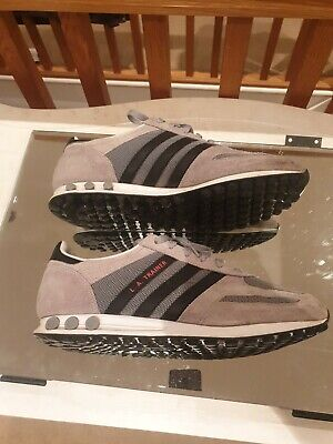 Adidas LA Size 9 Grey Originals