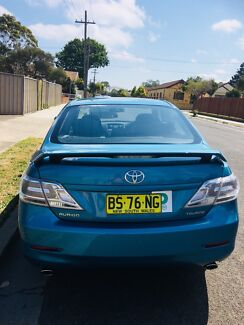 Toyota aurion in good condition