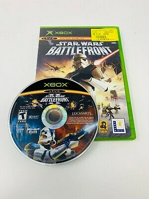 Star Wars Battlefront 1 & 2 for Original Xbox
