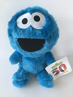 Sesame Street Cookie Monster Plush Toy Doll Soft Licensed New 2019
