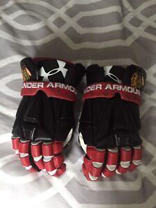 Custom UnderArmour Lacrosse Gloves For Sale