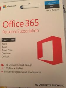 Office 365 new subscription