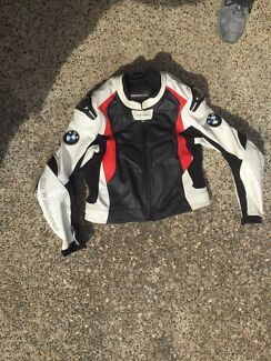 BMW sport 2  two piece riding leathers Pacific Pines Gold Coast City Preview