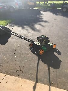 "Weedeater 21"" push mower"