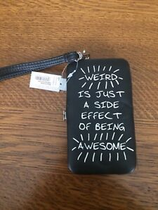 iPhone 5S phone case wallet- new with tag