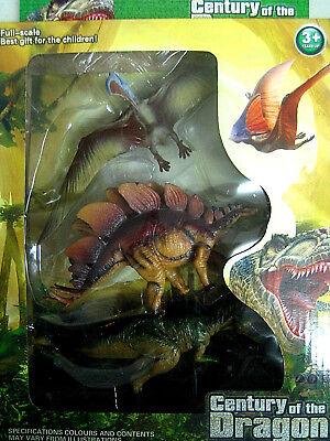 Dinosaurier im Geschenkkarton Dragon (Karton Dinosaurier)