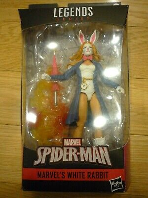 Marvel Legends Marvel's White Rabbit, Demogoblin wave, 6 inch action figure, new